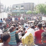 Demonstration In Bahr-Dar