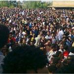 Ethiopian students struggle